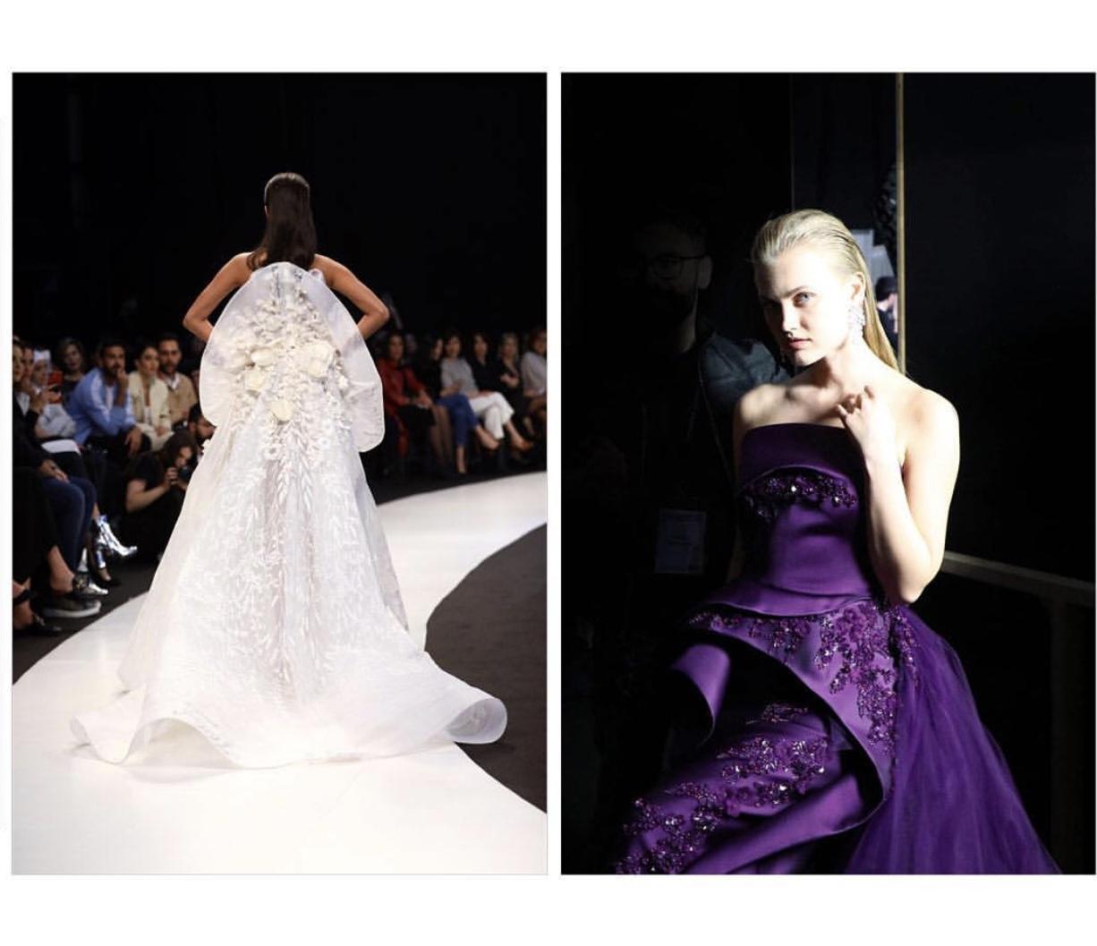 Azzi Osta Fashion Show
