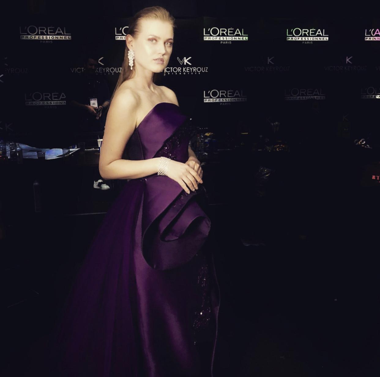 Azzi Osta Fashion Show Video